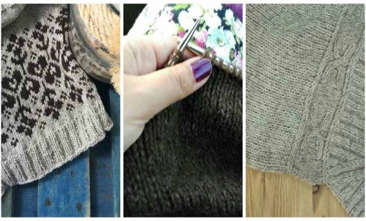 Portada Collage Knitters